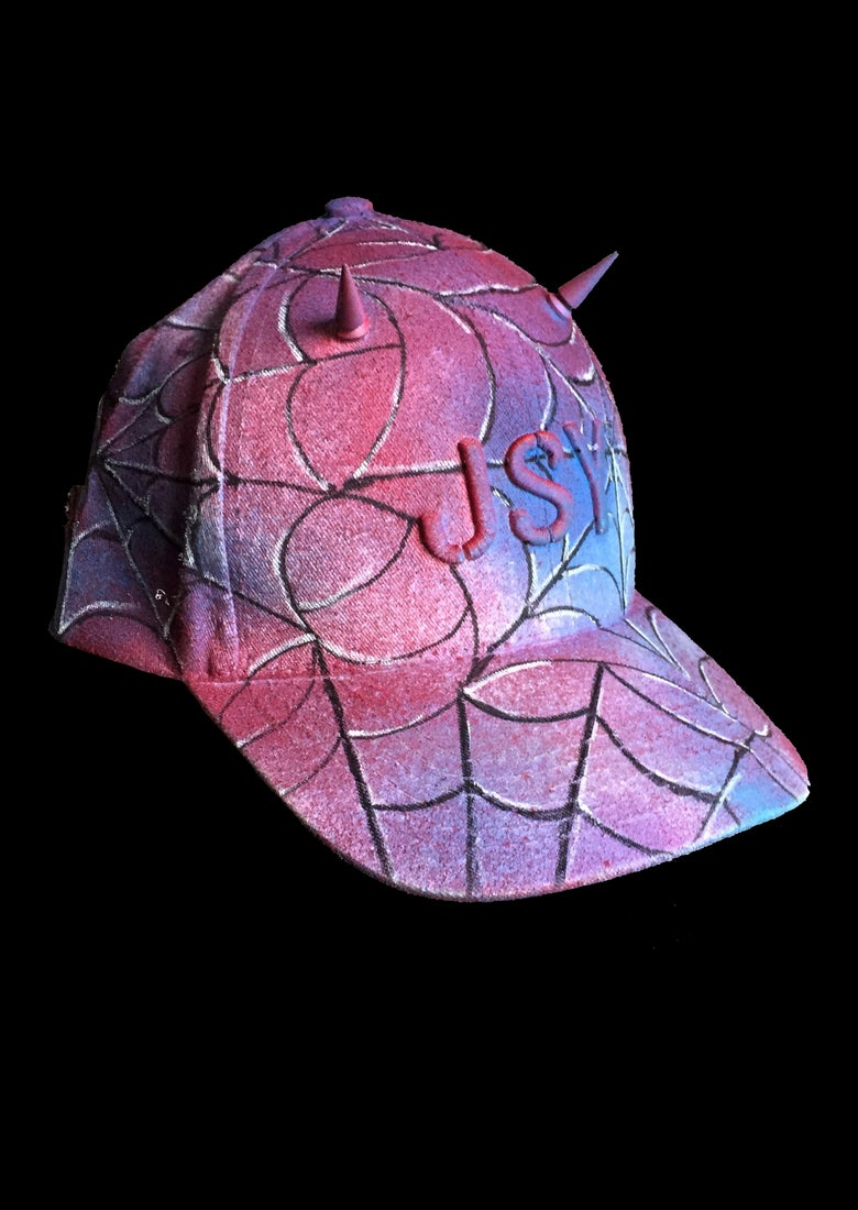 Image of SPIDER CAP