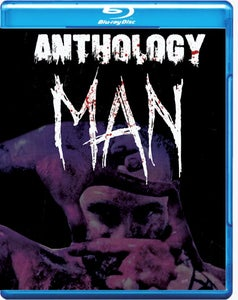 Image of Anthology Man - Blu Ray - Limited to 50 PRE-ORDER