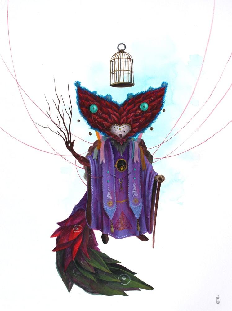 Image of El Gato Chimney - Il cittadino