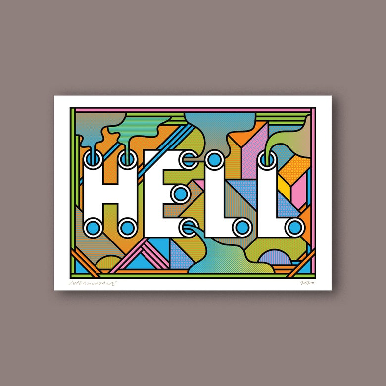 Image of Hell (Mini)