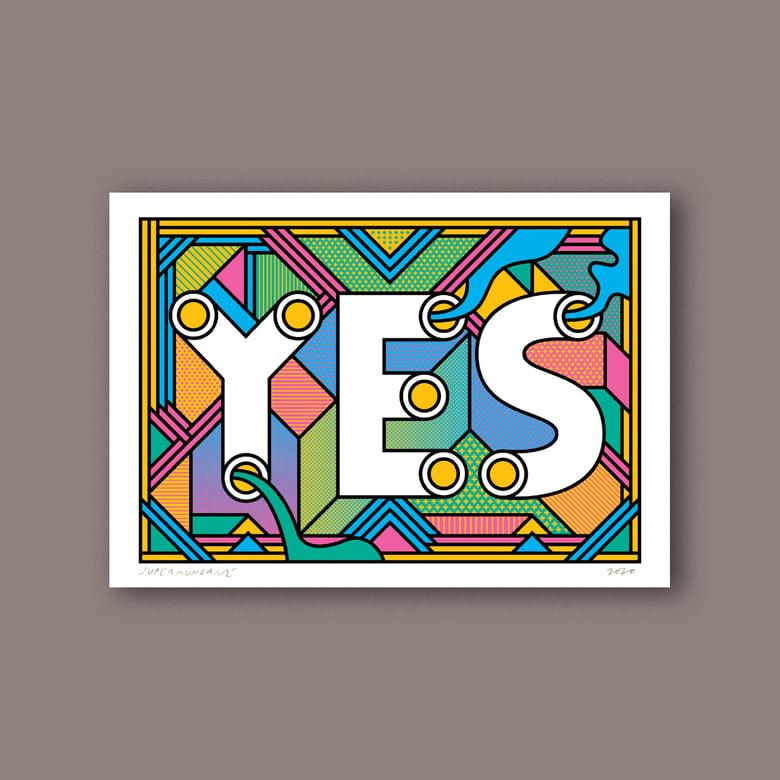 Image of Yes (Mini)