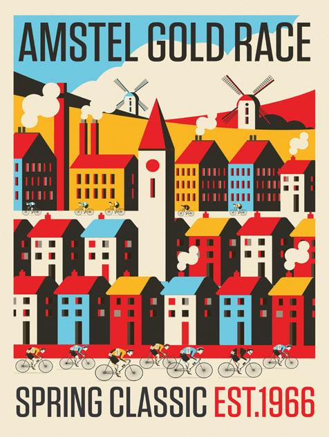 Image of Amstel Gold Race (Sale/Return)