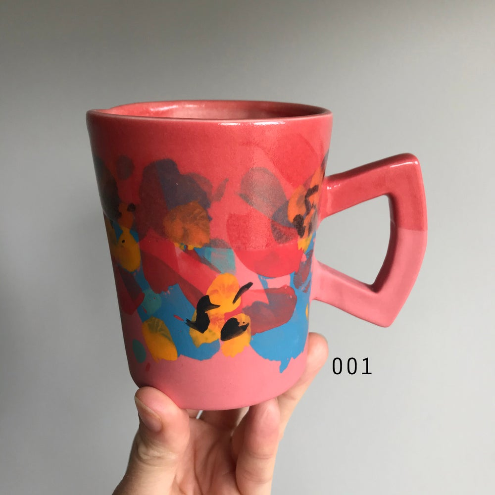 Image of BRUSH MUG