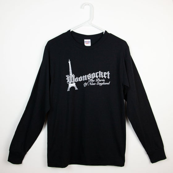 Image of Woonsocket, Paris of New England Long Sleeve