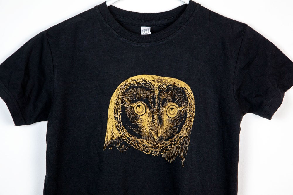 Image of Owl Toddler T-shirt