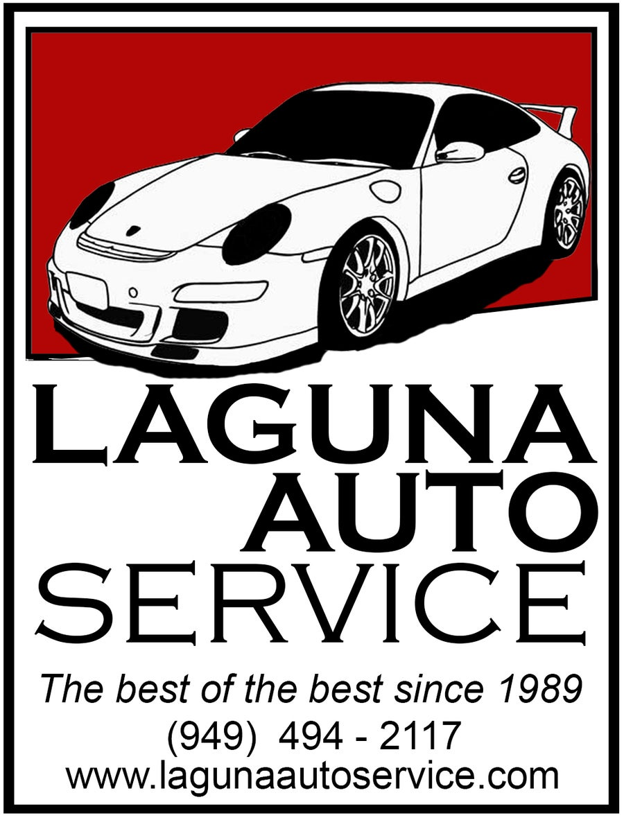 Image of LASC Laguna Seca Tribute Sticker