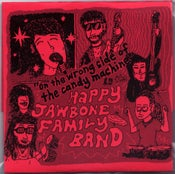 "Image of Happy Jawbone Family Band - ""On the Wrong Side of the Candy Machine"" CD-R"