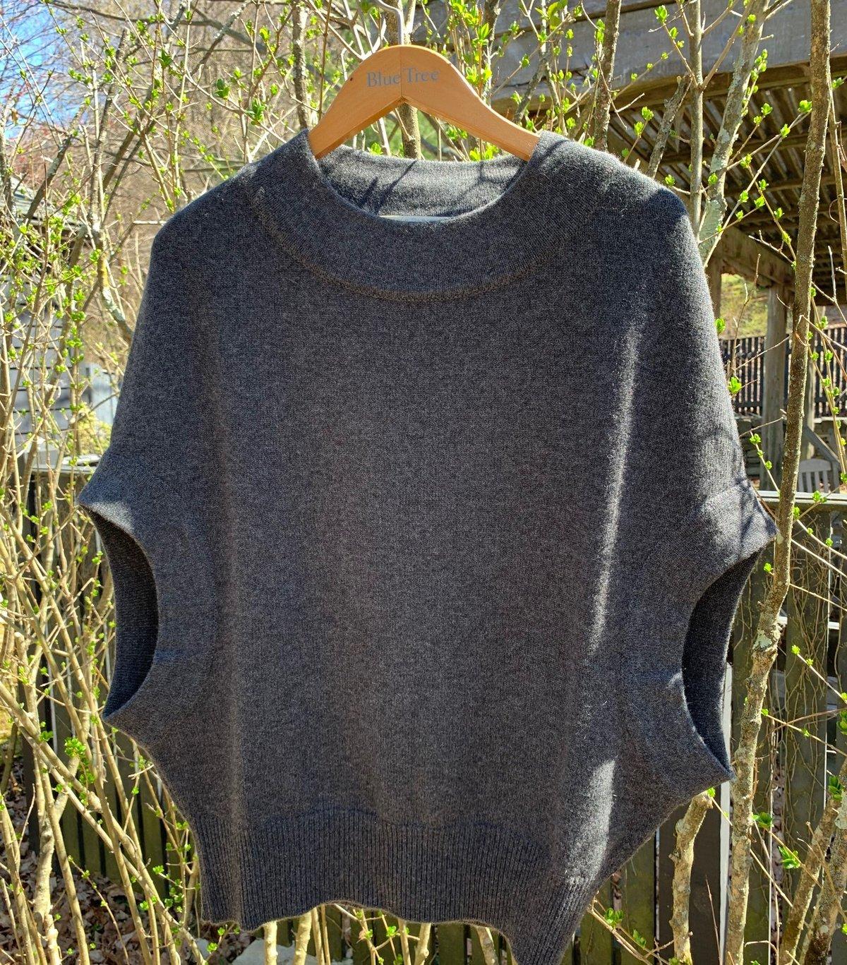 Image of La Fee Parisienne Bubble Sweater