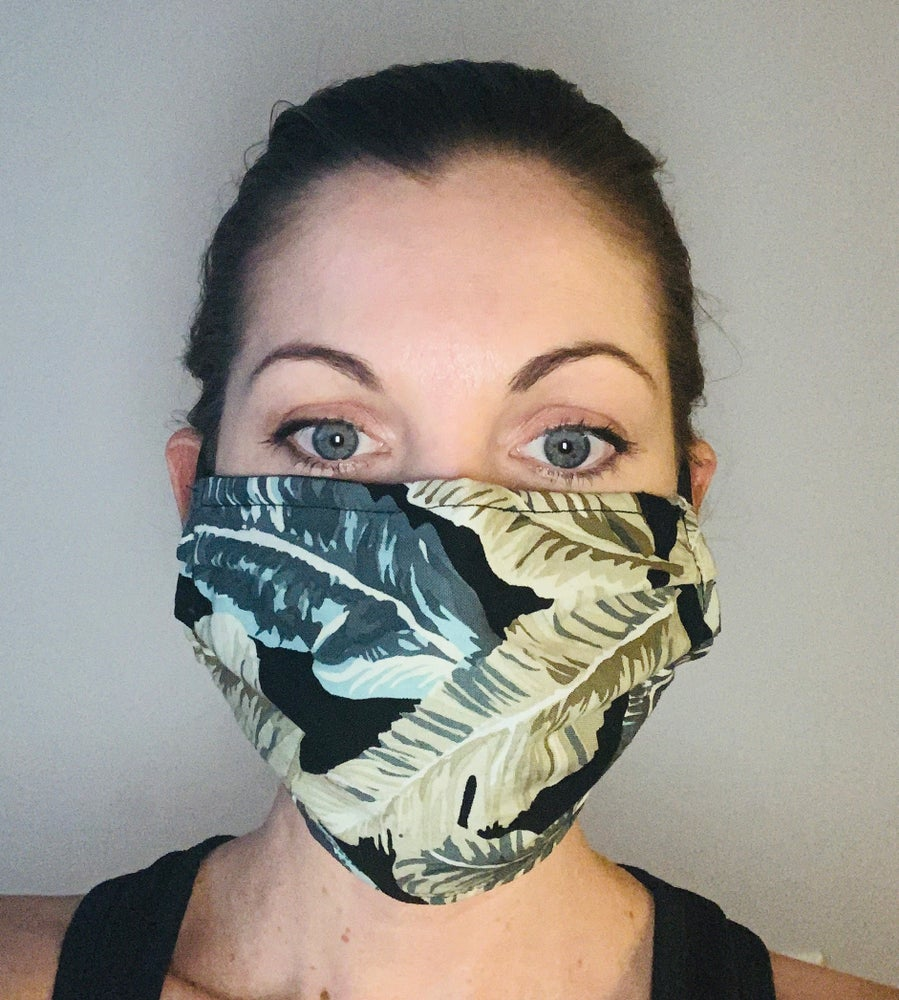 Image of Reusable: CDC Compliant Face Masks (already made)