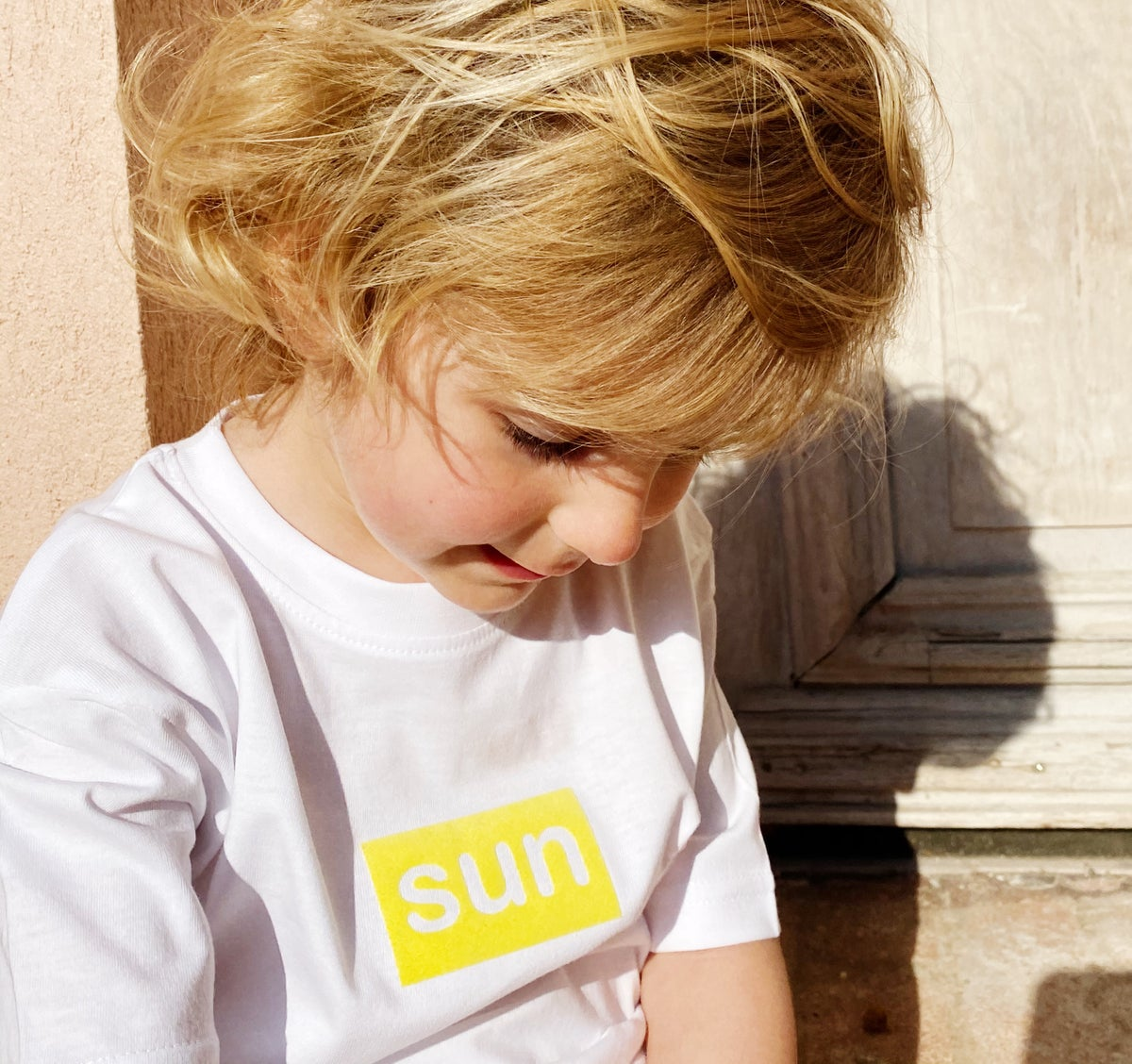 Image of Tee Shirt SUN enfant