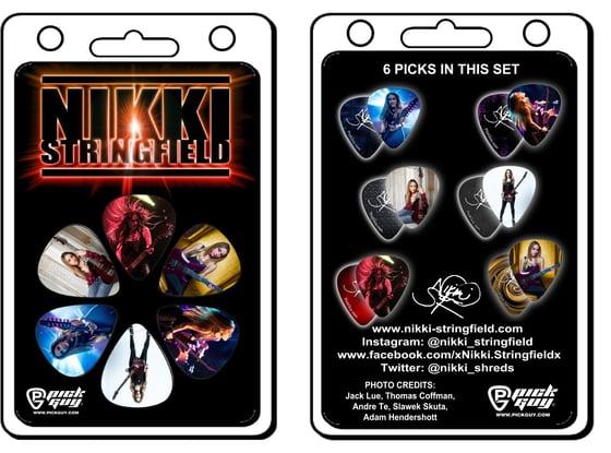 Image of Nikki Stringfield Pick Pack