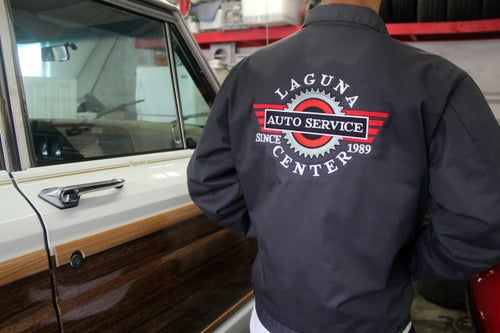 Image of LASC Bomber Jacket