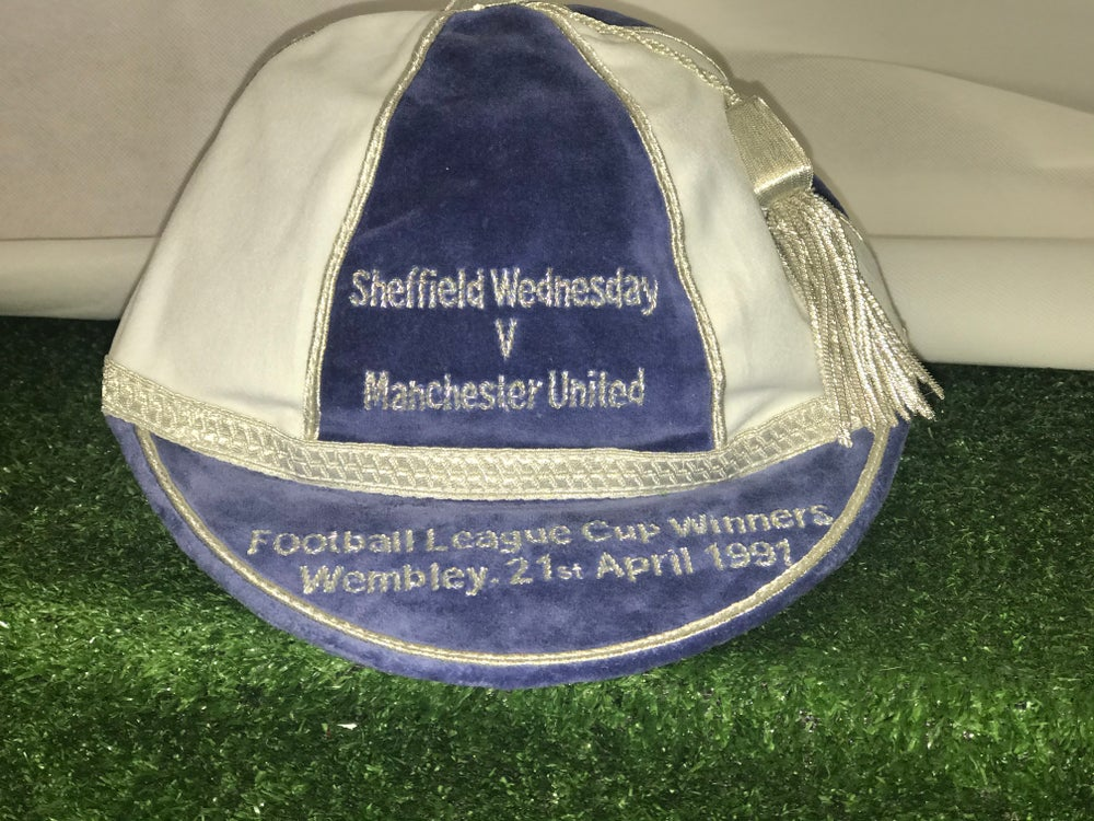 Image of Sheffield Wednesday Football League Cup Commemorative Cap