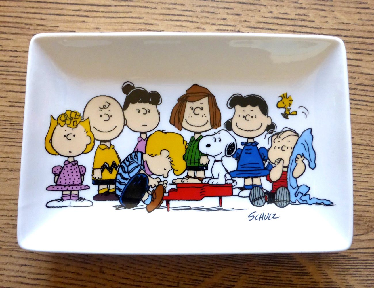 Image of Snoopy Trinket Tray