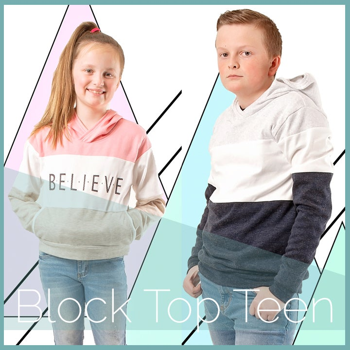 Image of Block Top (teen)