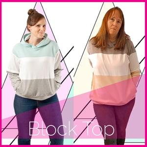 Image of Block Top (women)
