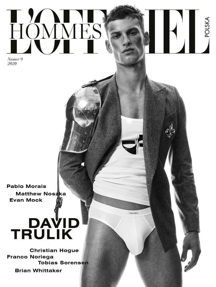 Image of L'OFFICIEL HOMMES POLSKA nr 9/2020  David Trulik