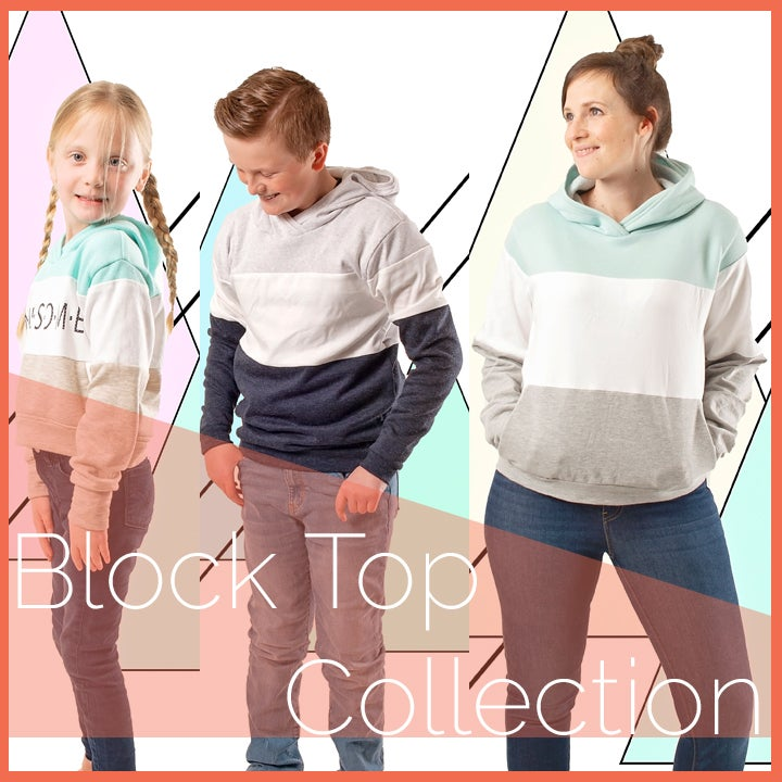 Image of Block Top Collection