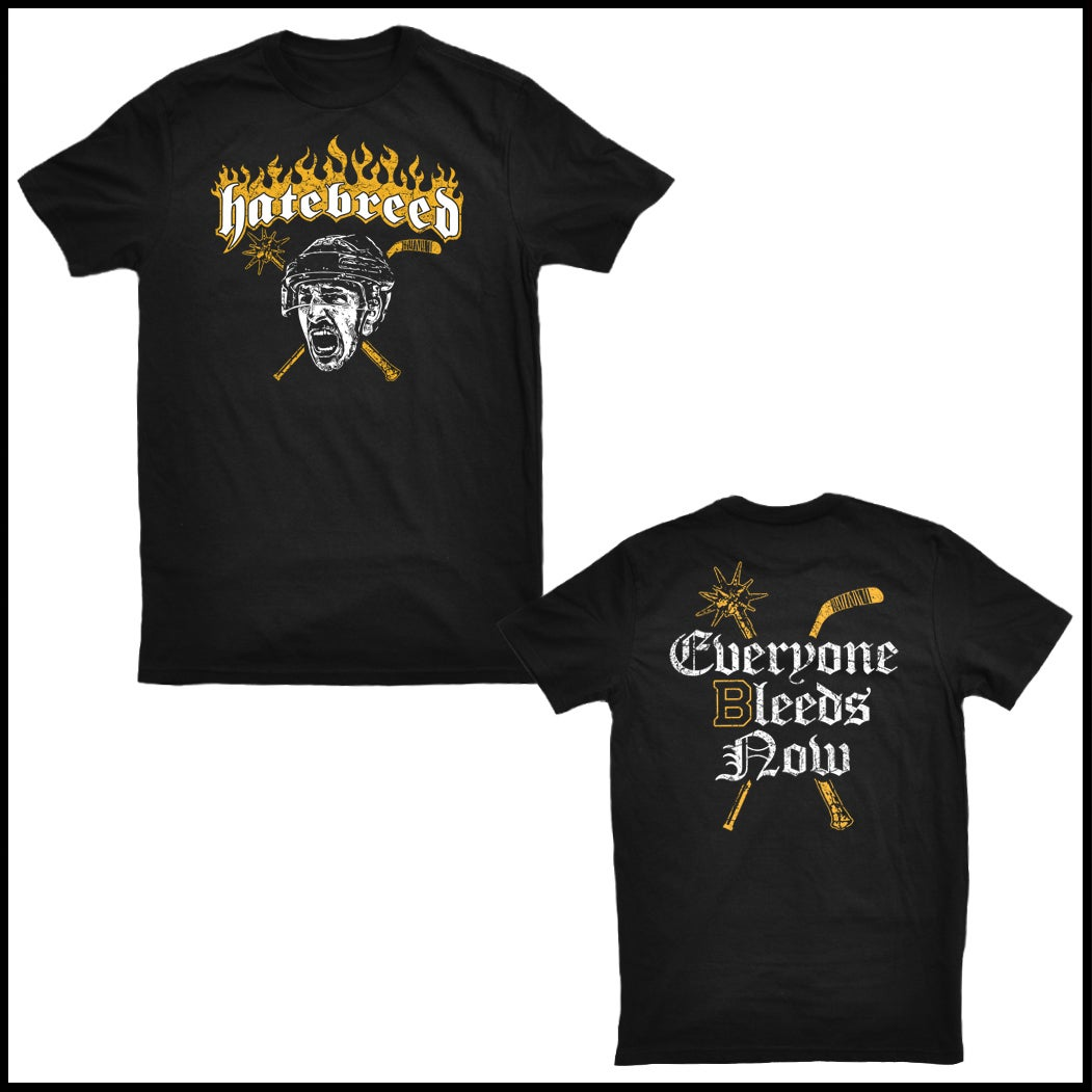 "Image of HATEBREED ""EVERYONE BLEEDS"" LTD. EDITION SHIRT"