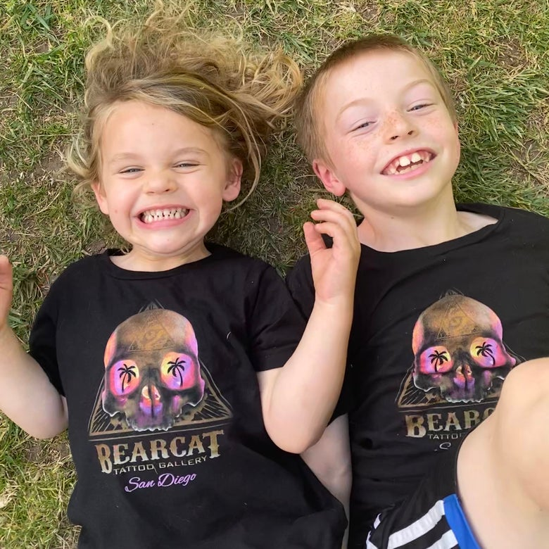Image of Kids Sunset T