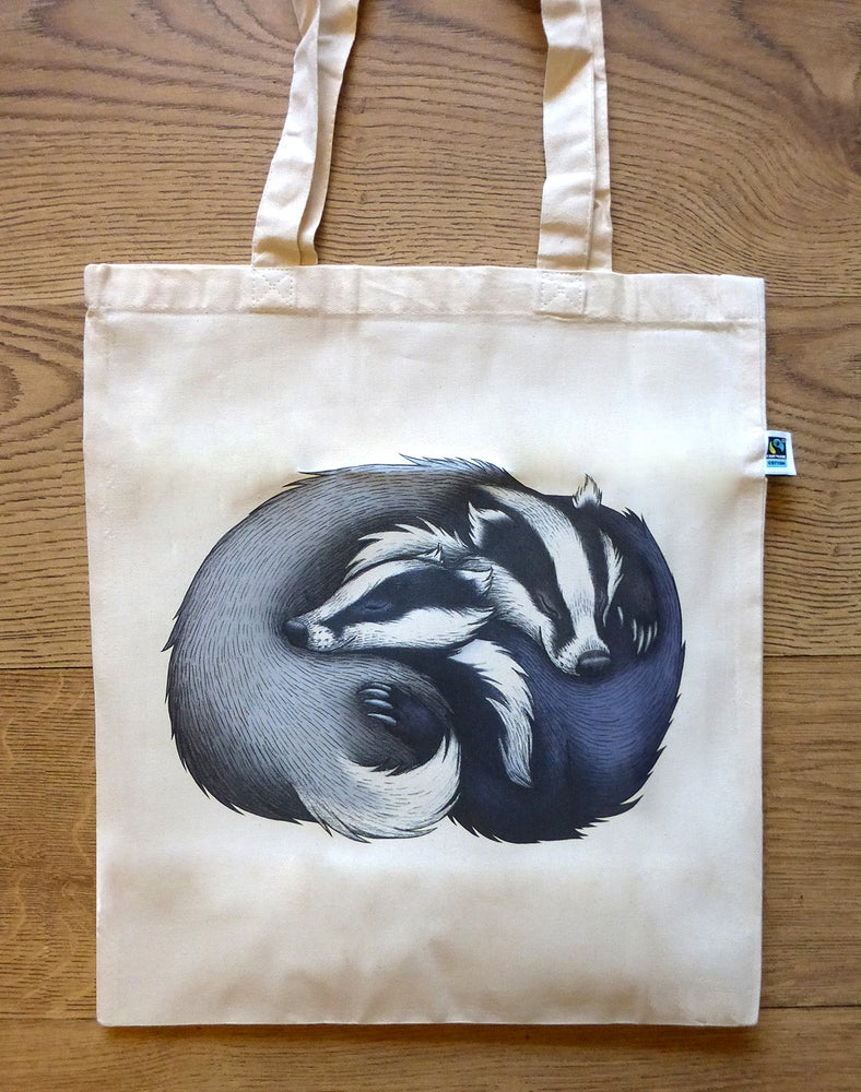 Image of Badgers Tote Bag