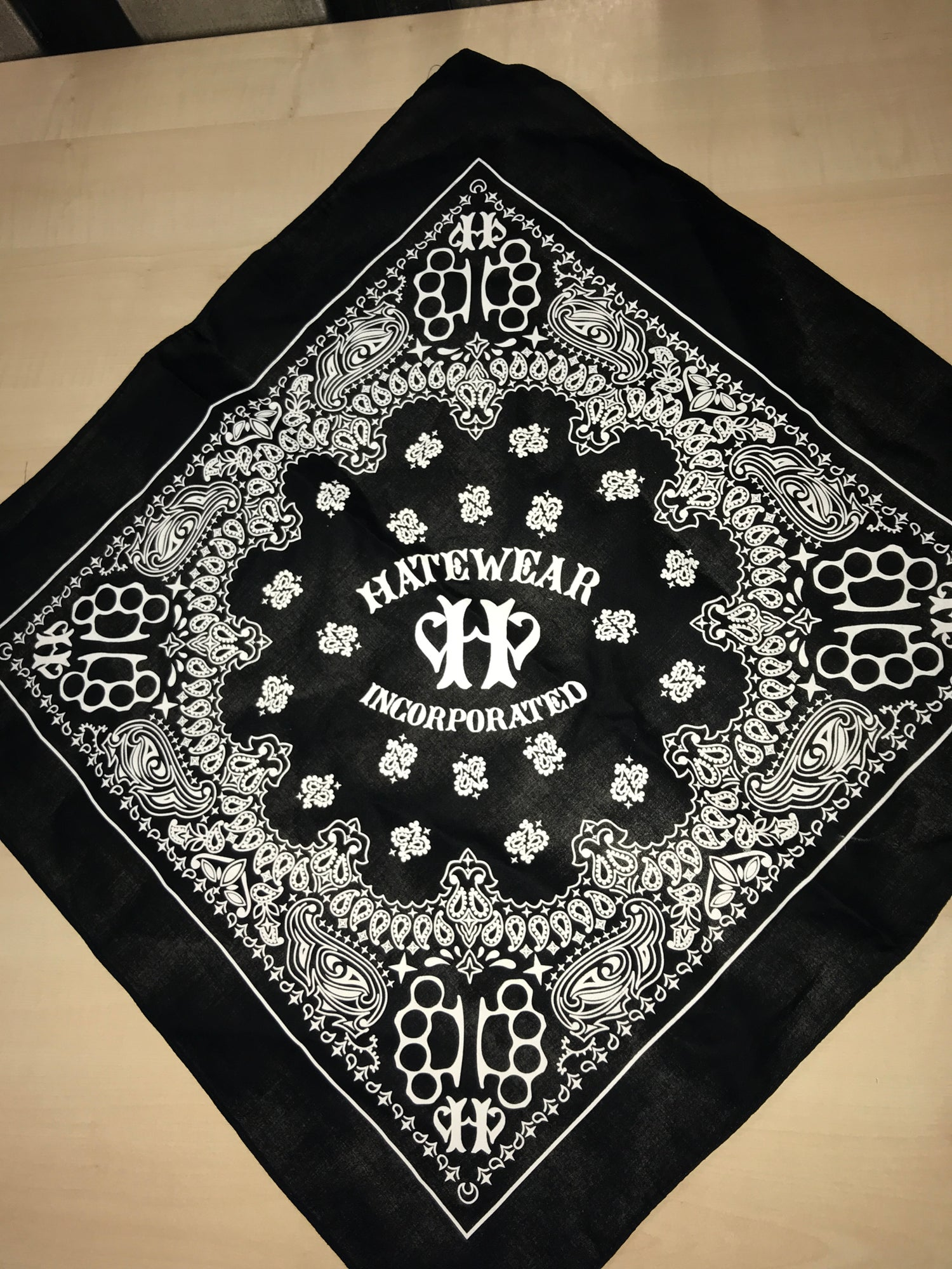 Image of HATEWEAR INC BANDANA