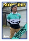 Massive Script Long Sleeve Rugby Polo