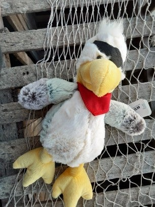Image of Pirate Seagull- Ultra Plush