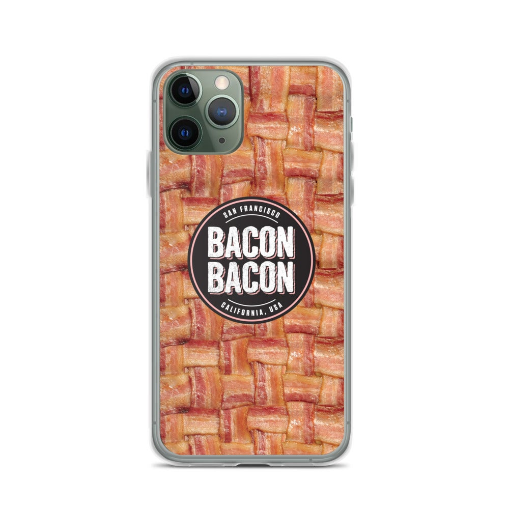 Image of Bacon Wrapped Phone Case