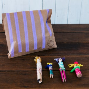 Image of Peg Doll Art Pack
