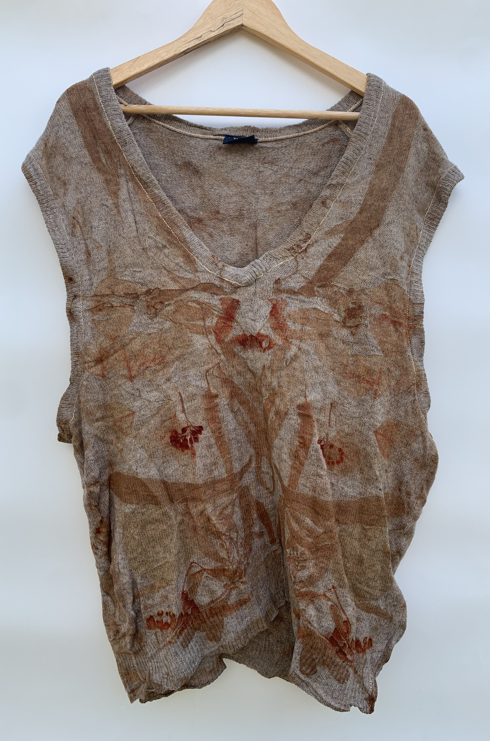 Image of Eco-Dyed Vest