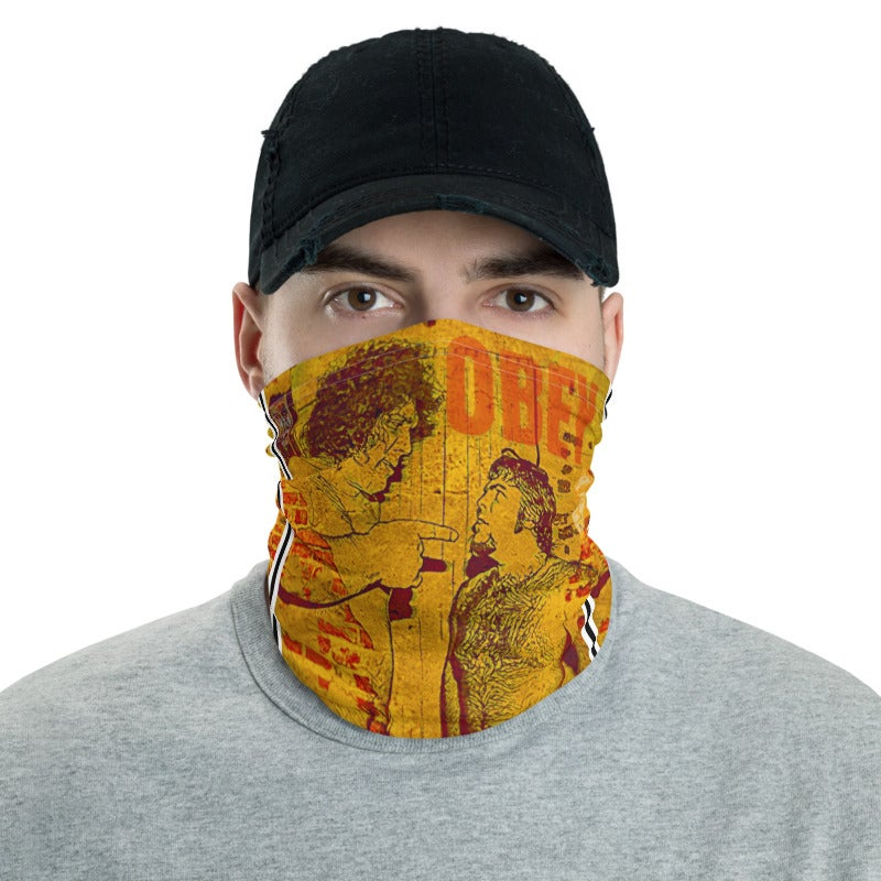 "Image of OBEY The Giant BabyfaceMask™ (19"" x 19"", Andre vs Lawler 19"" x 19"" CPSIA Compliance Certified)"
