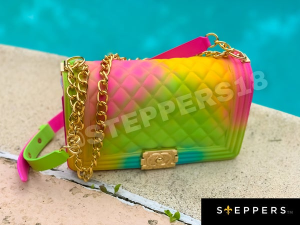 Image of EASTER EGG STEPPERS PURSE