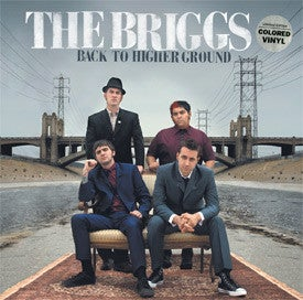 Image of The Briggs - Back to Higher Ground LP