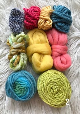 Image of Colourful Fibre Packs