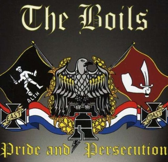 Image of The Boils - Pride and Persecution LP