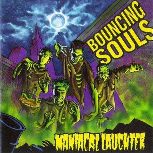 Image of Bouncing Souls - Maniacal Laughter LP
