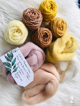 Image of Botainial Hand Dyed Exclusive Fibre Packs