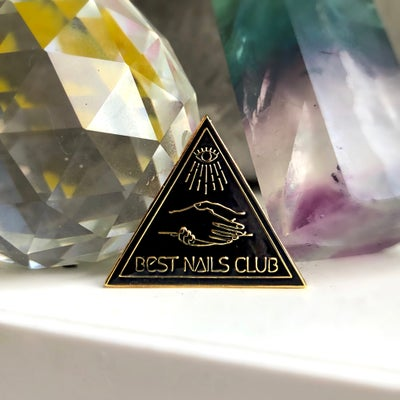 Image of CLUB ENAMEL PIN