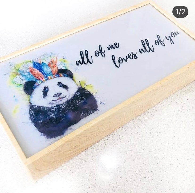 Image of Peter the Panda - FREE SHIPPING within Australia