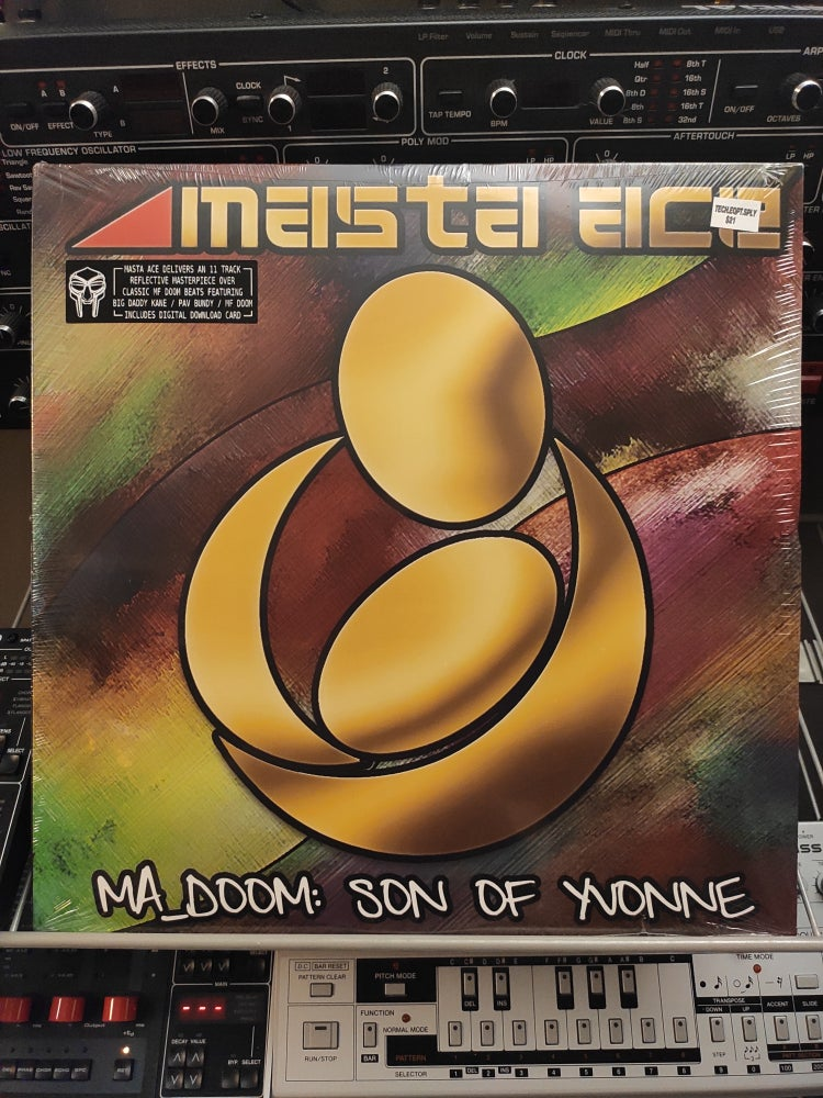 Image of Masta Ace ‎– MA_DOOM: Son Of Yvonne