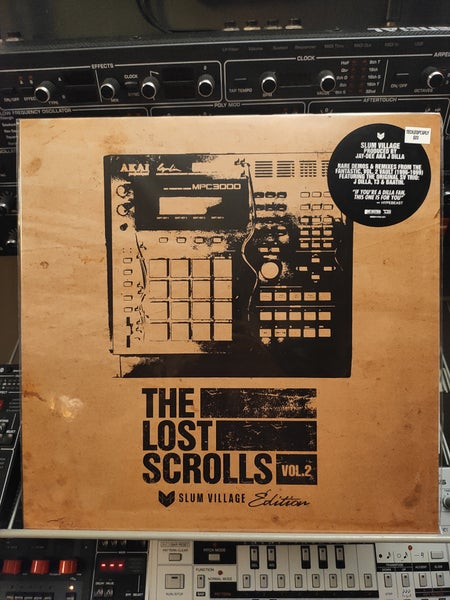 Image of Slum Village ‎– The Lost Scrolls Vol. 2: Slum Village Edition