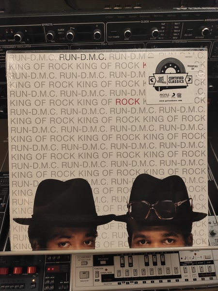 Image of Run-D.M.C. ‎– King Of Rock