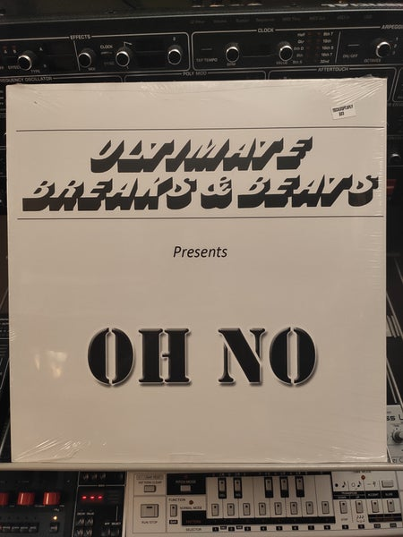 Image of Oh No ‎– Ultimate Breaks & Beats
