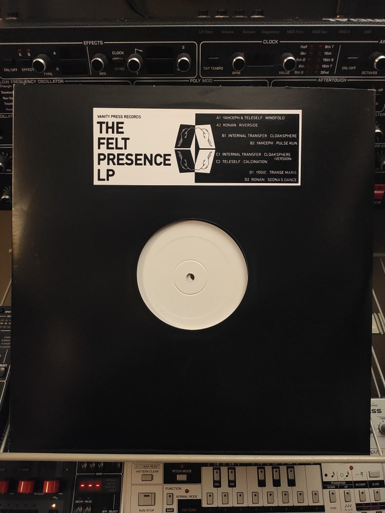 Image of Various ‎– The Felt Presence LP