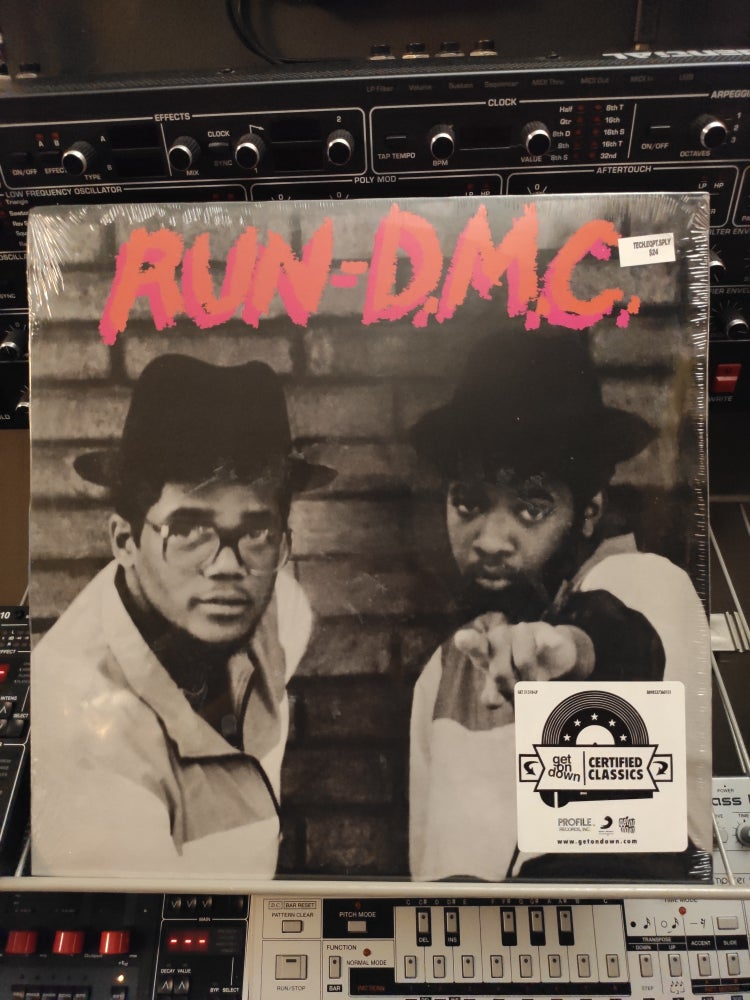 Image of Run-D.M.C. ‎– Run-D.M.C.