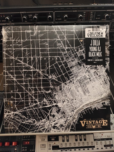 Image of Slum Village ‎– Vintage