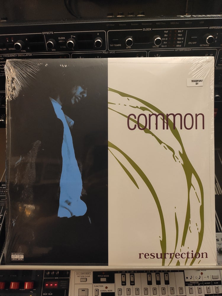 Image of Common Sense ‎– Resurrection