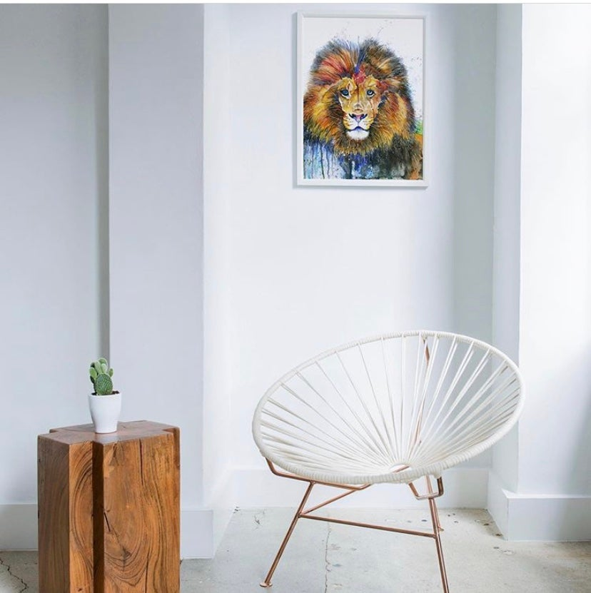 Image of Frey the Lion - FREE SHIPPING only within Australia