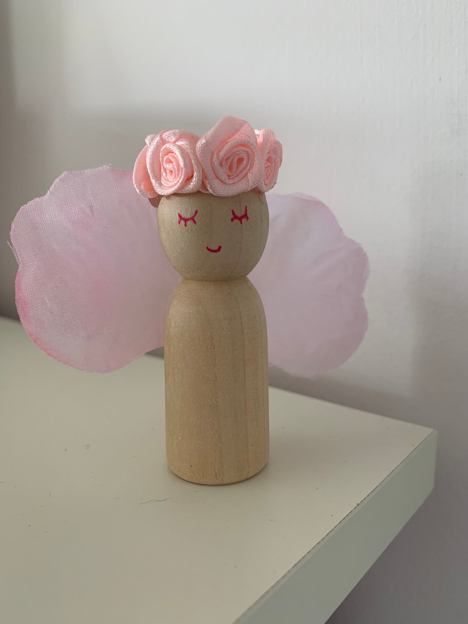 Image of Wooden Fairy